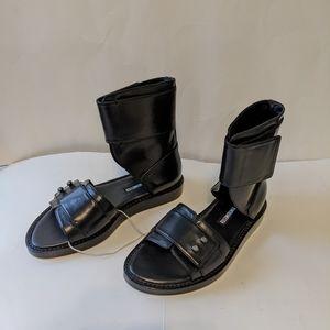 Ann Demeulemeester gladiator sandals size 6 BNWOB